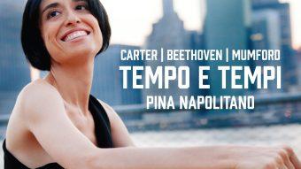 """Pina Napolitano's """"Tempo e Tempi"""" best recording of 2020!"""
